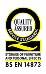 Quality Assured with Masons Removals Cardiff