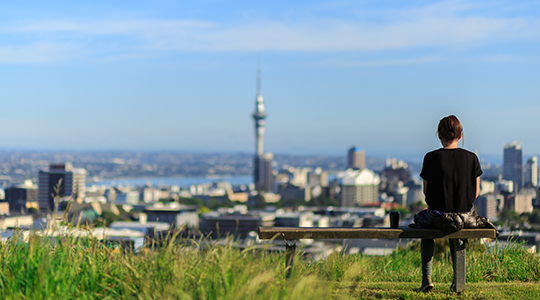 Move to Auckland with Masons Removals Cardiff