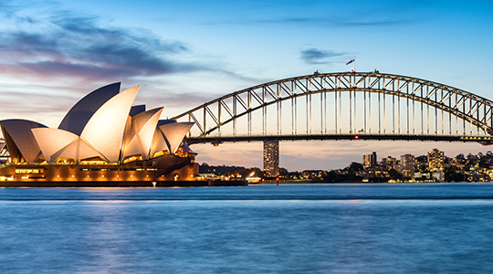 Move to Sydney with Masons Removals Cardiff